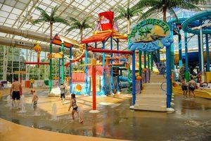 Big Splash Water Park in French Lick, IN